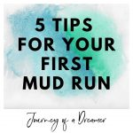 5 tips for your first mud run