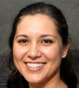 Sophia Hernandez - Author Portrait