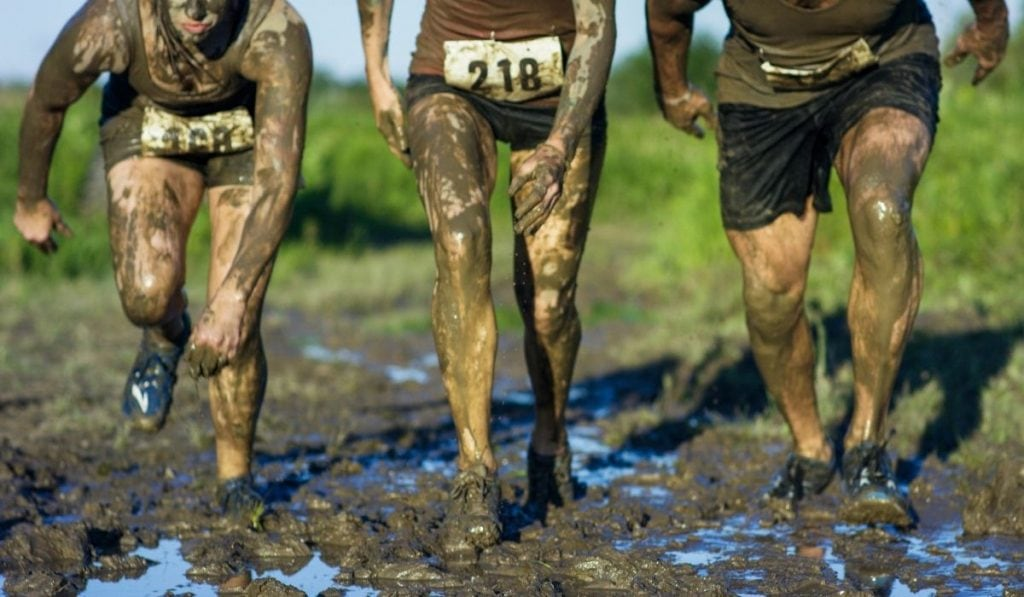 What to wear to a mud run