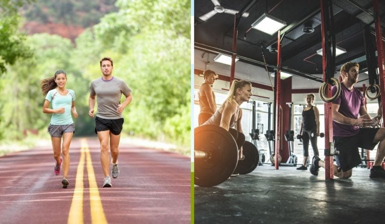 Can Runners Do CrossFit?