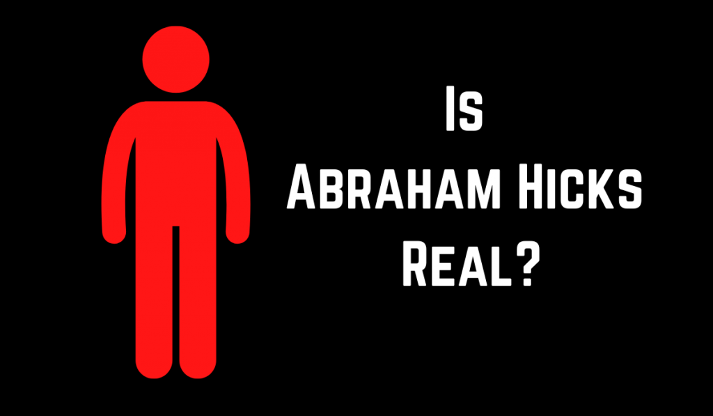 is abraham hicks real